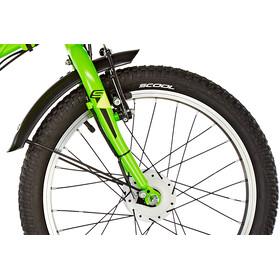 s'cool XXlite street 18 3-S - Vélo enfant - alloy noir